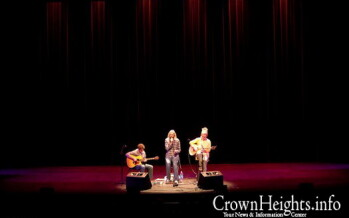 """[CrownHeights.info] Conejo Chabad Hosts """"Matisyahu Unplugged"""" Event"""