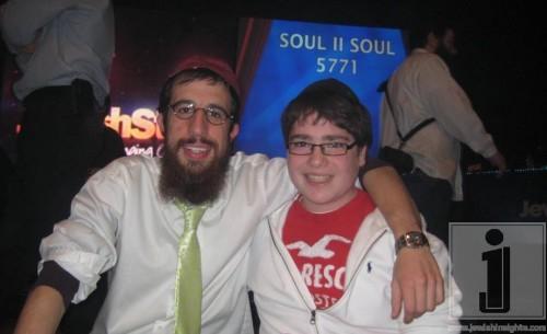 Jacob with Mendy Pellin (1)
