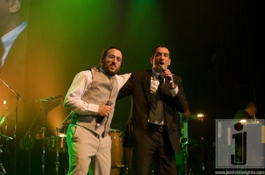 14th Chasidic Music Festival Lipa & Chaim Yisrael in Zurich