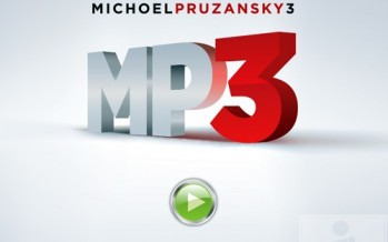 Michoel Pruzansky 3: MP3 Is Coming!