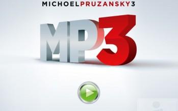 Michoel Pruzansky 3: MP3 Is Coming!