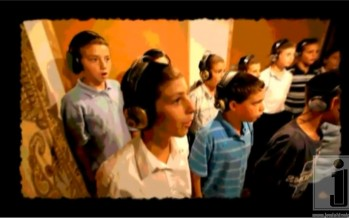 [Exclusive] Shira Chadasha Boys Choir – Az Yashir