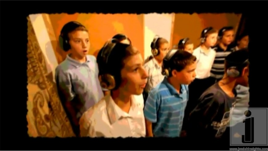 [Exclusive] Shira Chadasha Boys Choir – Az Yashir