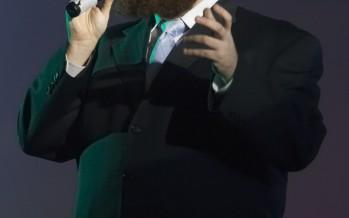 Yacov Young singing Kesser/Yachad at the Young Israel Synagogue of Manhattan Annunal Concert
