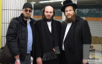 [VIN News Exclusive] Music Video Being Filmed at Japanese Prison Where Bochurim Are Being Held Starring Fried and Daskal