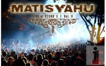 [Exclusive] Matisyahu Live at Stubb's Vol. II advance screening