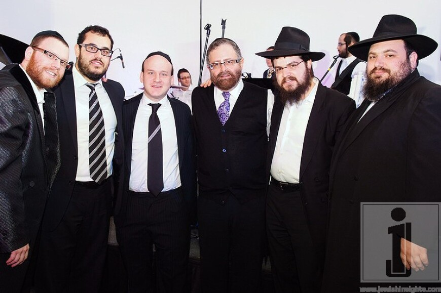 A Journey Through Jewish Music With Yossi Green- Photos and Recap