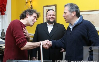 THE SOUL OF JEWISH MUSIC: Perlman/Helfgot/Netsky