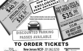 [EXCLUSIVE] NCSY PRESENTS MIAMI @ SIX FLAGS – CHOL HAMOED PESACH