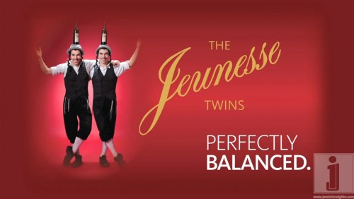 The Jeunesse Twins