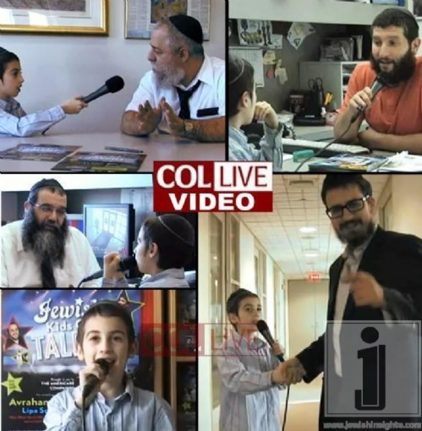Shabi Talks about Upcoming Tzivos Hashem Concert Starring Avraham Fried and Lipa!