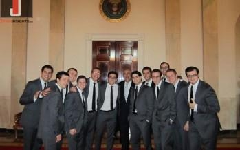 [YU News] The Maccabeats Go to Washington