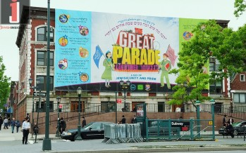 Behind the scenes/rehearsal of The Great Parade!