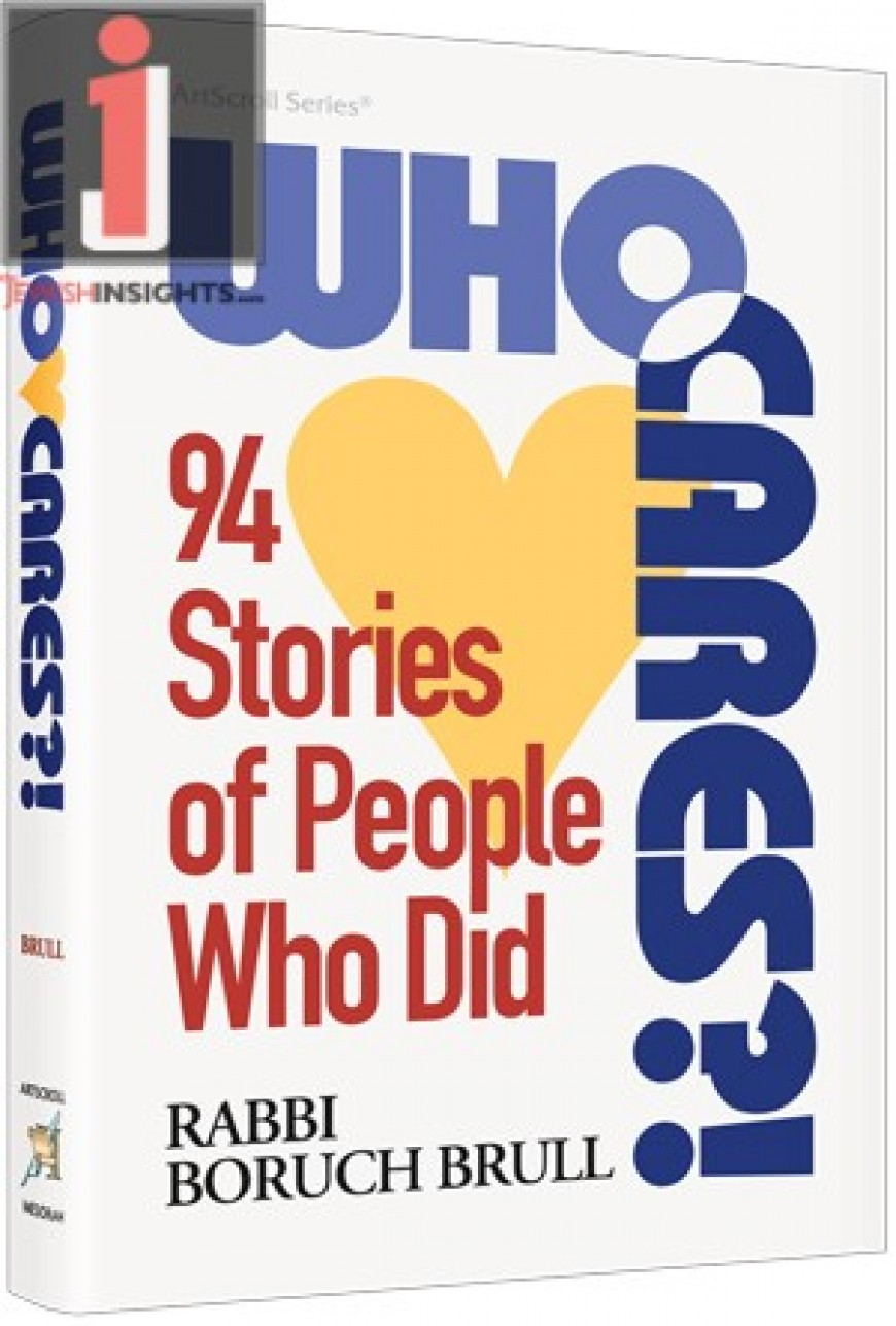 WHO CARES?! 94 Stories of People Who Did
