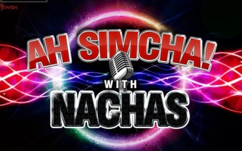 Coming Shabbos Nachama: Nachas – Ah Simcha!