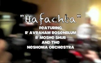Hafachta with Diaspora and Neshoma!