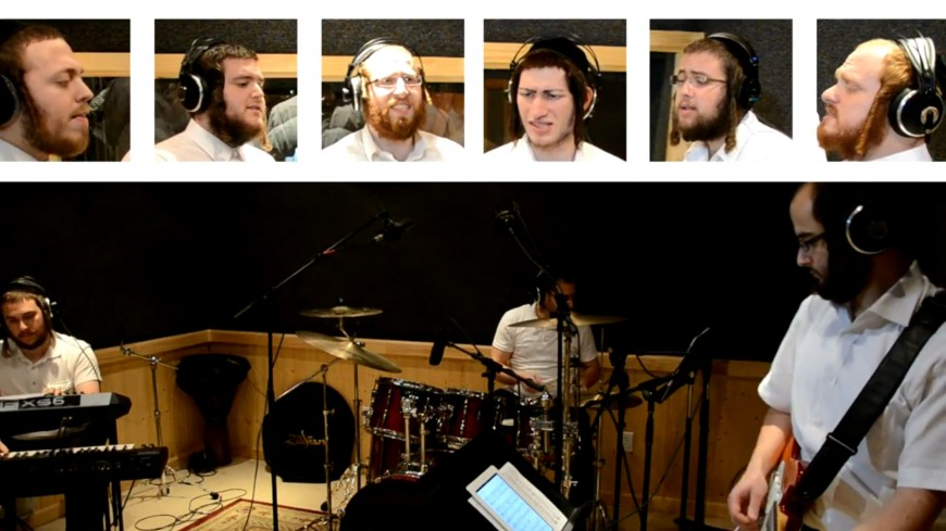 Naaseh V'nishma by Yossi Green for Shavuos – Freilach Band & Zemiros Choir