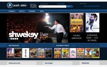 MostlyMusic.com Launches Beta Testing of JewishVideos.com!