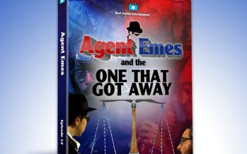 Coming soon: Agent Emes #12- The One That Got Away