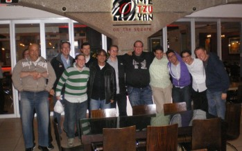 Ohad & the Maccabeats in Johannesburg