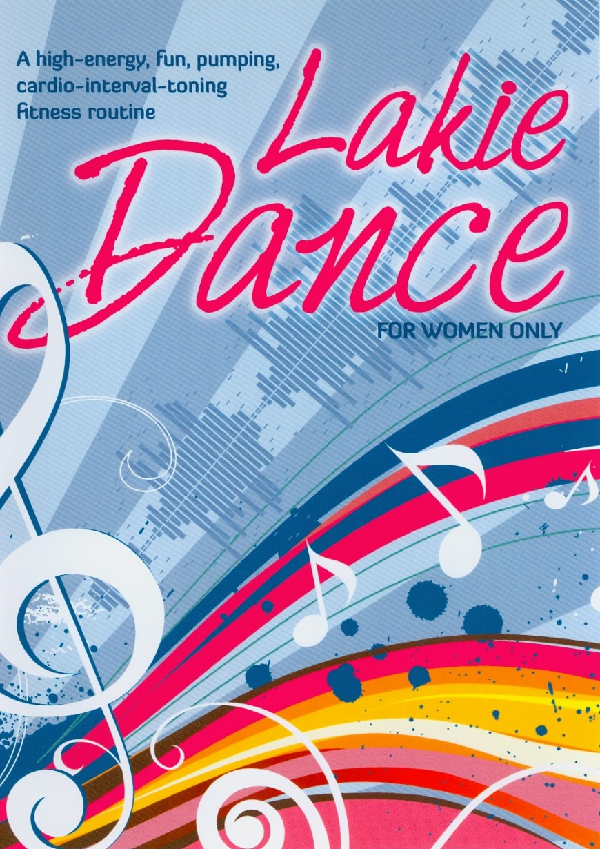 Lakie Dance Exercise/Aerobics DVD for women