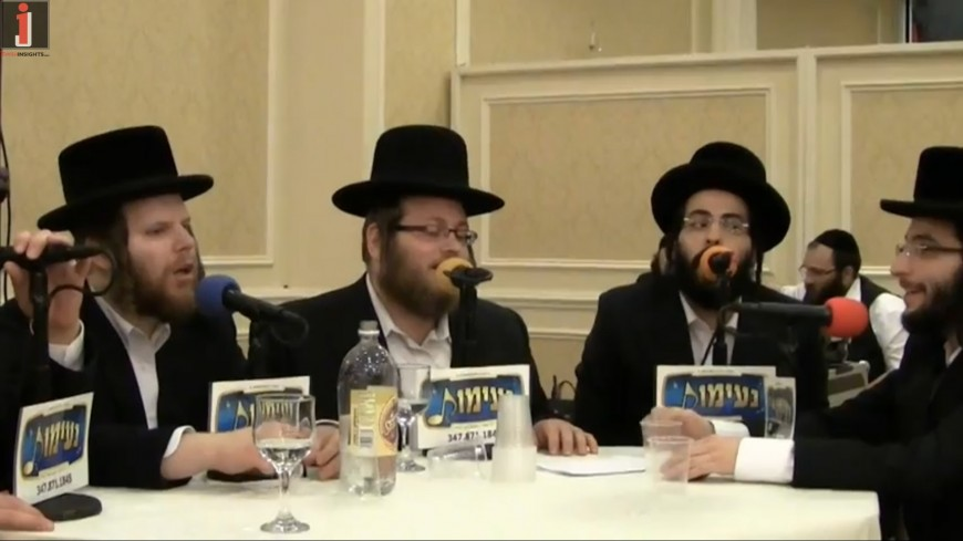 The Neimos Choir With Yoel Falkowitz