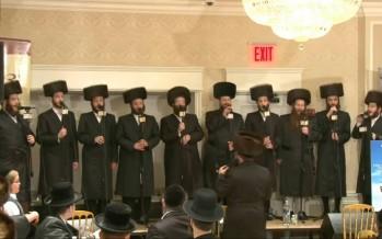 Yisroel Werdyger with Yedidim Choir – A Capella