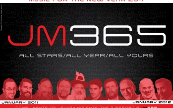 JM365 – AUGUST: ALL STARS/ALL YEAR/ALL YOURS