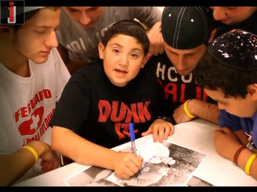 Camp Simcha – 'Lighting Up The Night' Music Video feat. Statue of Liberty