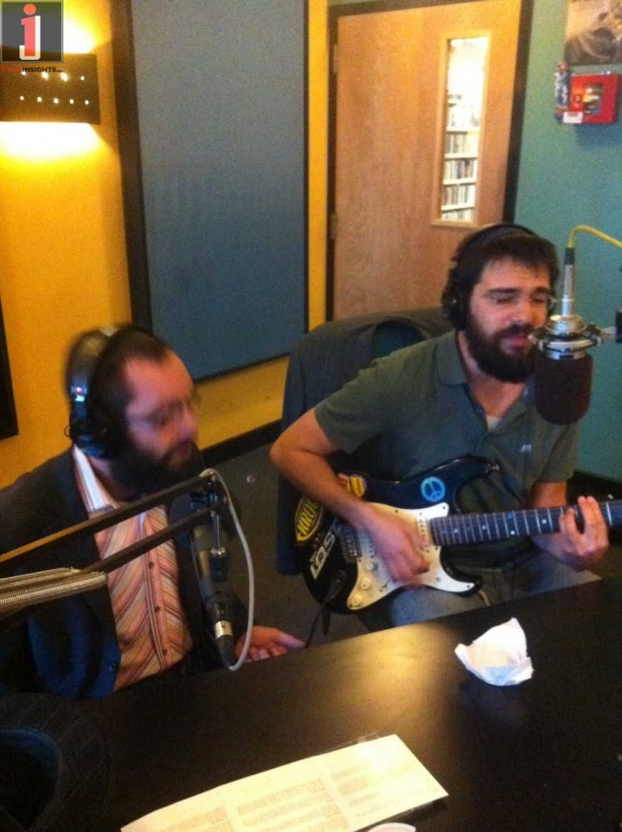 Nachum Segal Hosts 8th Day LIVE at JM in the AM