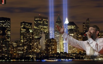 "Avraham Fried Remembers 9/11 with the Song ""Changing The World One Smile At A Time"""