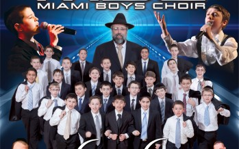 Miami Boys Choir Concert! With Yumi Lowy and Ari B!