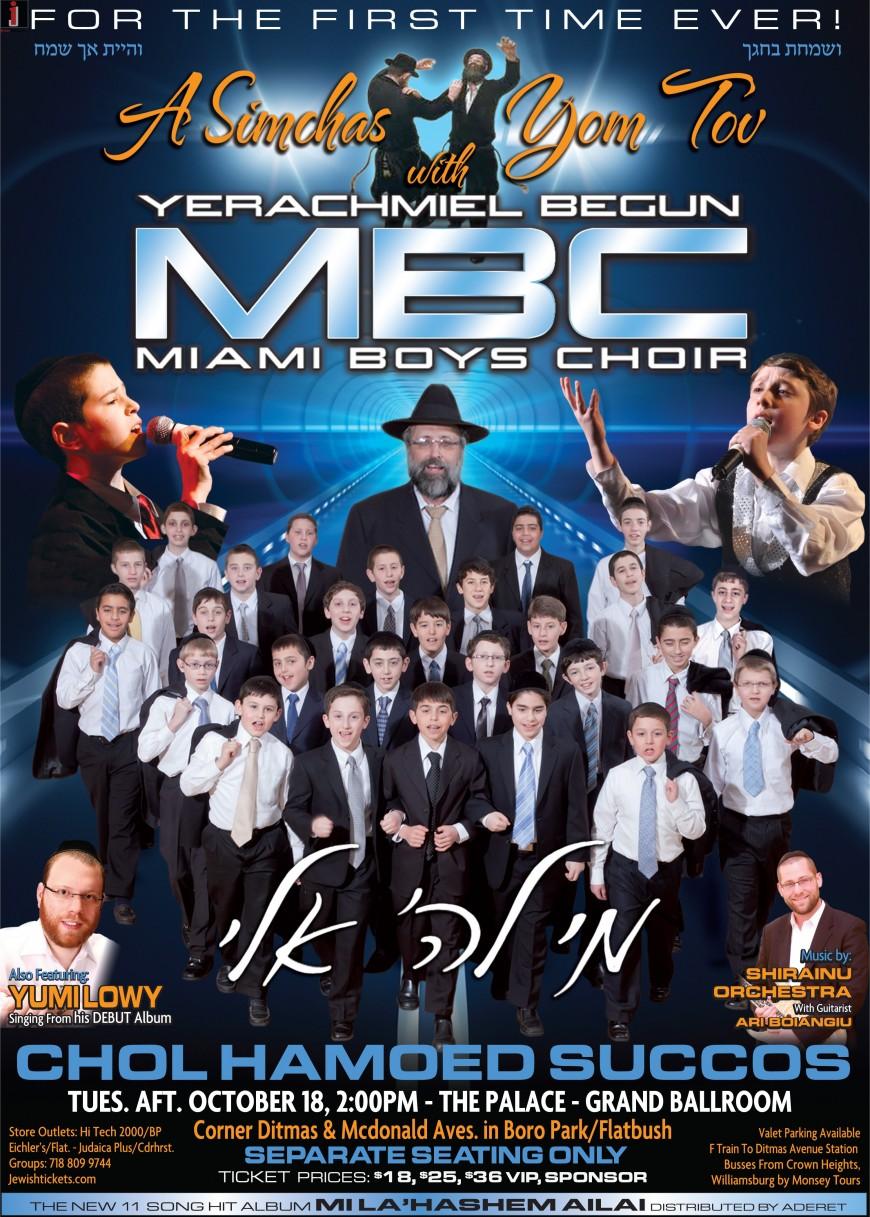 Miami Boys Choir Concert! With Yumi Lowy and Ari B!
