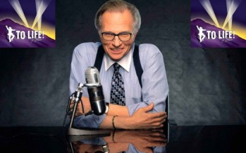 [JMR] Larry King to Host This Years Chabad Telethon