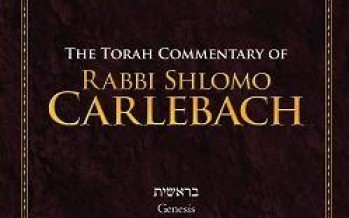 [The Jewish Star] Kosher Bookworm: Reb Shlomo's Torah legacy