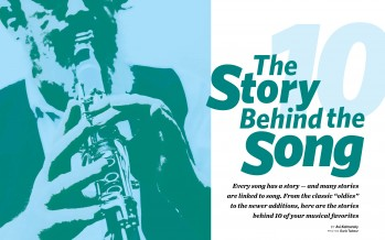 MISHPACHA MAGAZINE presents:The Story Behind the Song