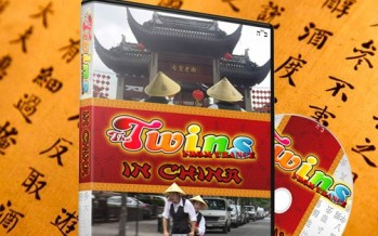 The Twins From France in China! (NEW DVD FOR KIDS!)