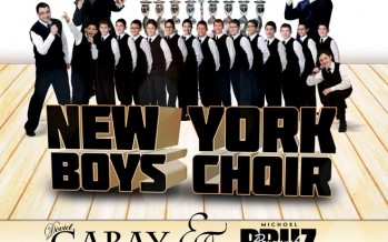Yitzy Bald Presents New York Boys Choir, Dovid Gabay & Michoel Pruzansky!