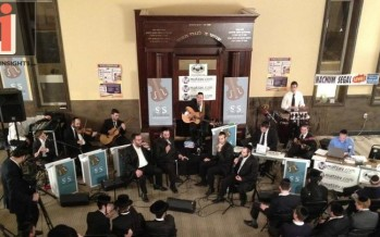 Recap of the Mega Matzav Carlebach Webcast Featuring Shua Kessin, Mezamrim, Nachum Segal, Moshe Hecht and more