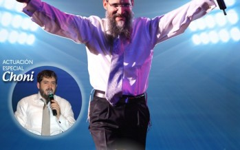 AVRAHAM FRIED LIVE IN ARGENTINA