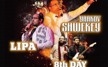 [JI Exclusive] Chanukah MusicFest with SHWEKEY, LIPA & 8TH DAY