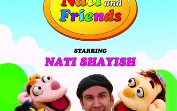 """The DVD """"Nati & friends"""" available now in English"""