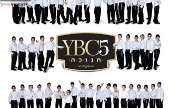 "The Yeshiva Boys Choir – ""Those Were The Nights (of Chanukah)"" VIDEO"