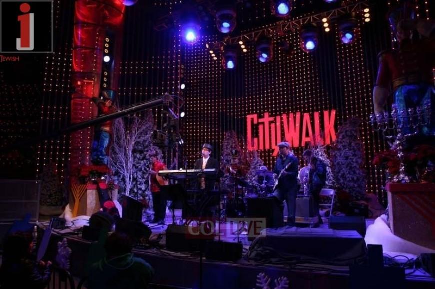 [COLlive] Benny Rocks Universal CityWalk