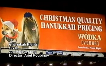 Six13 – Chanukah Rights!