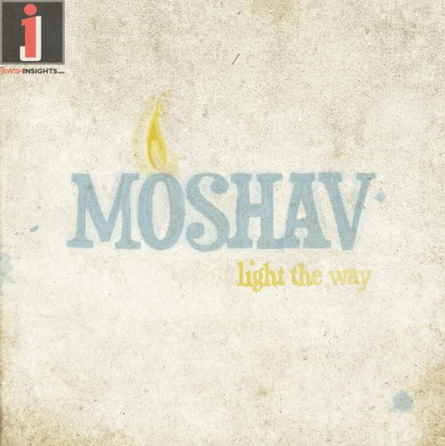 "MOSHAV releases new single ""Light The Way"""