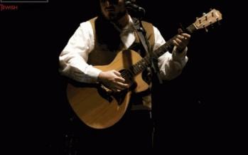 Shlomo Katz Live in Melbourne Singing Ko Ribon With Harry Angus
