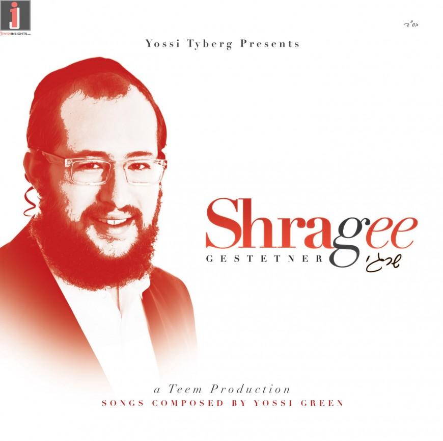 SHRAgee Gestetner cover revealed & Audio teaser