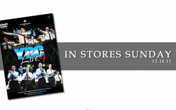 In Stores Sunday: YBC LIVE! 4 + Video Teaser