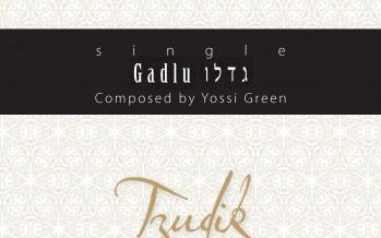 "TZUDYK releases third single ""Gadlu"""